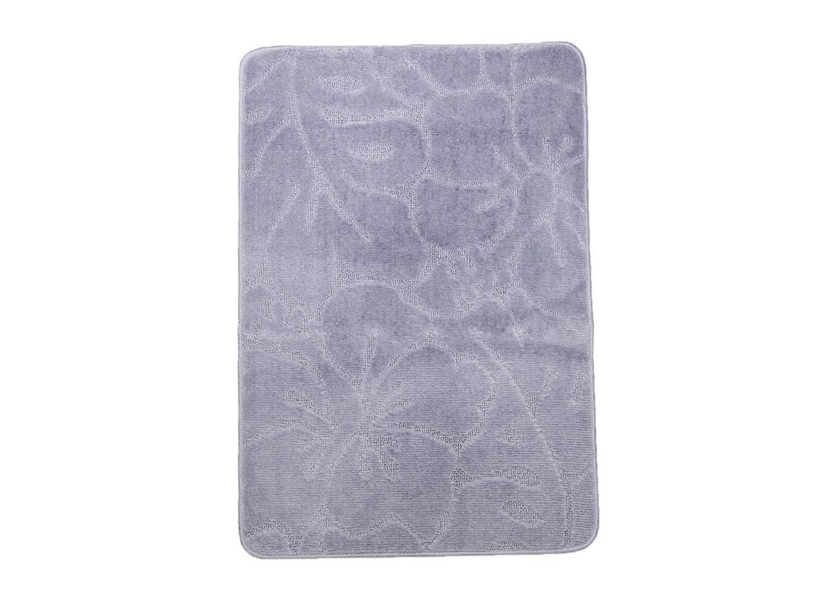 Коврик для ванной ФЛОРЕНЦИЯ серый, SHAHINTEX