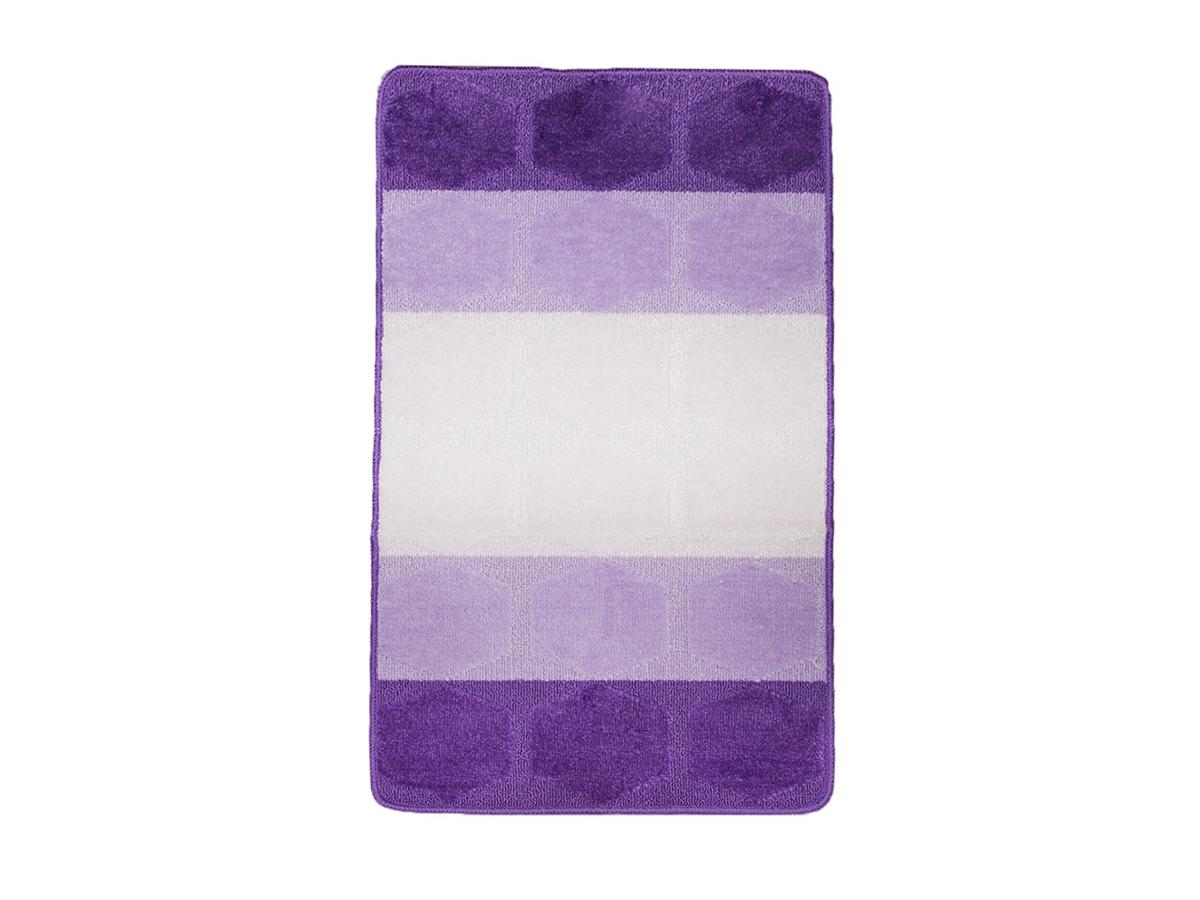 Коврик для ванной ТАРРАГОНА фиолетовый, SHAHINTEX