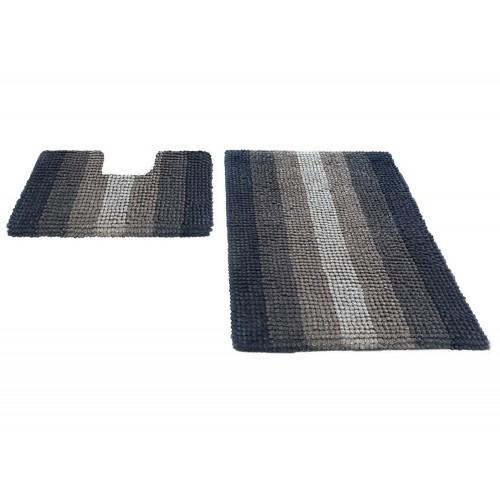 Купить Набор ковриков для ванной MULTIMAKARON бежевый, SHAHINTEX по цене от 2 390 Р. с доставкой