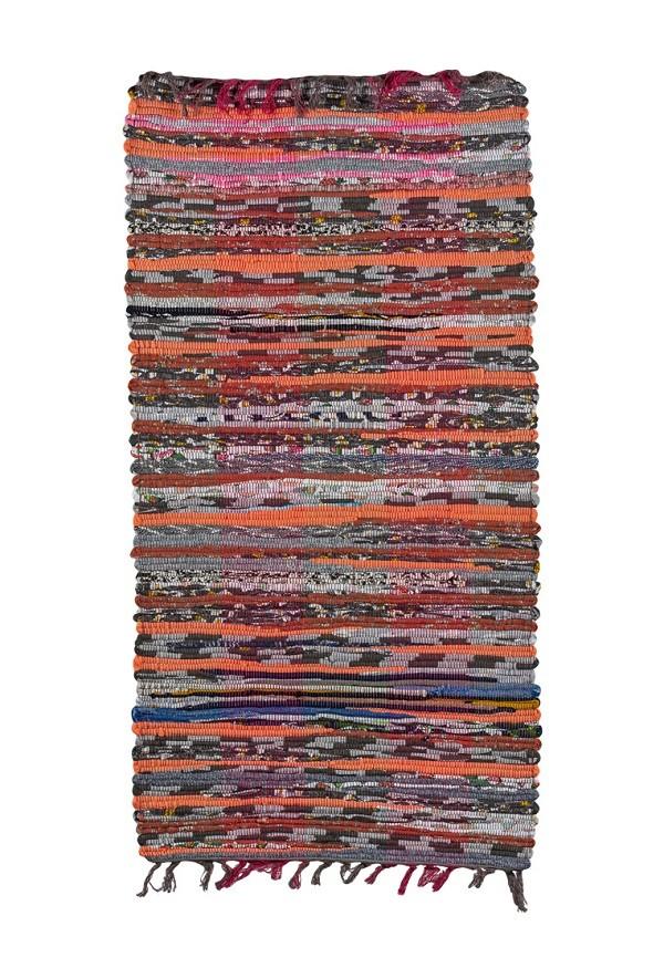 Универсальный хлопковый коврик SHAHINTEX КИЛИМ 55х110, арт.5513