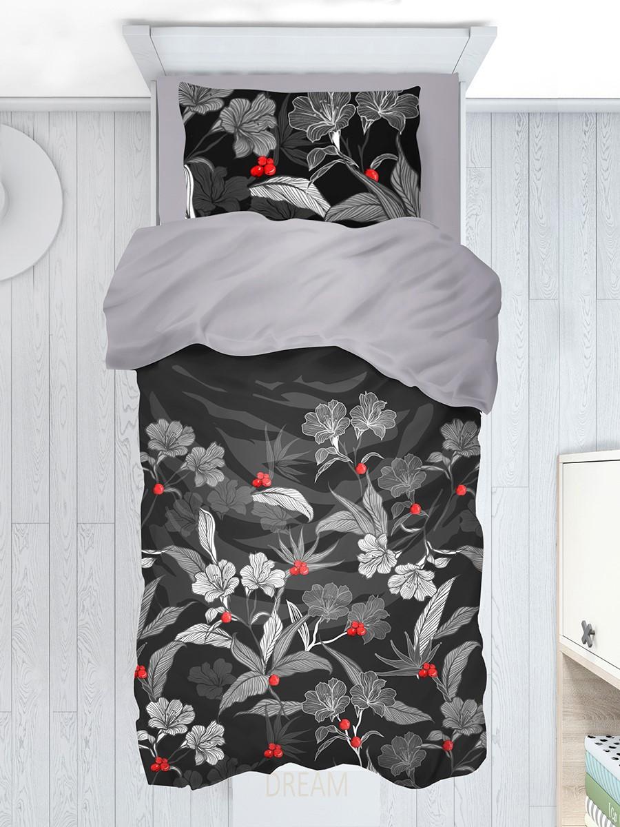 """Комплект постельного белья из поплина """"Ночь в саду"""", ЭГО"""