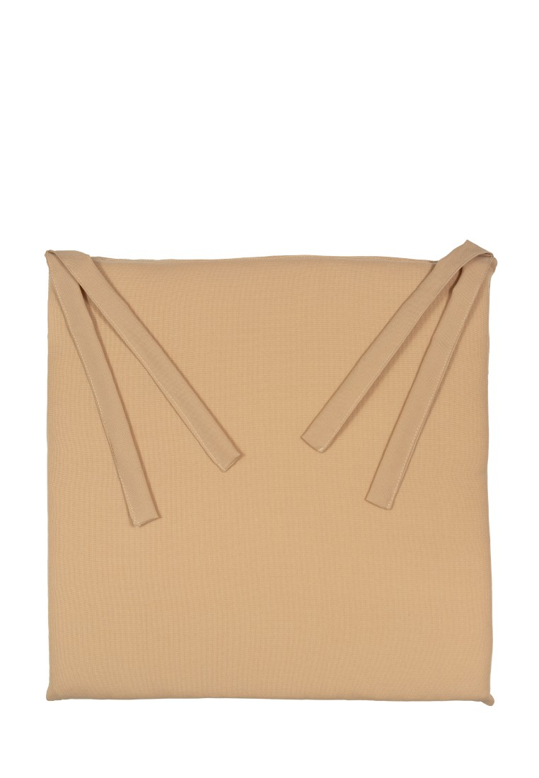 Комплект подушек на стул ЭГО, бежевый