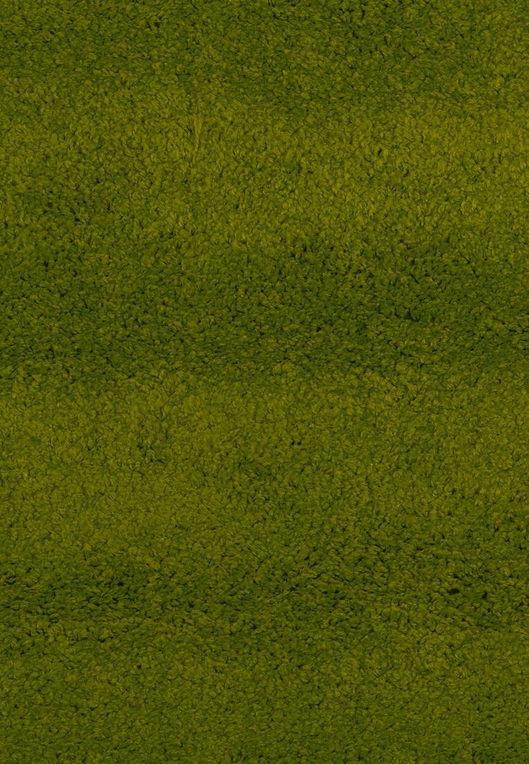 Ковер ворсовый SHAGGY зеленый
