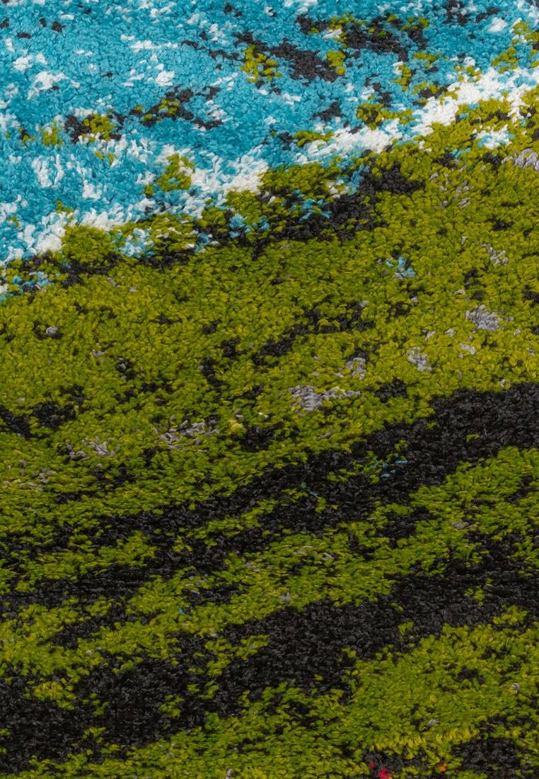 Ковер ворсовый SHAGGY мультицвет