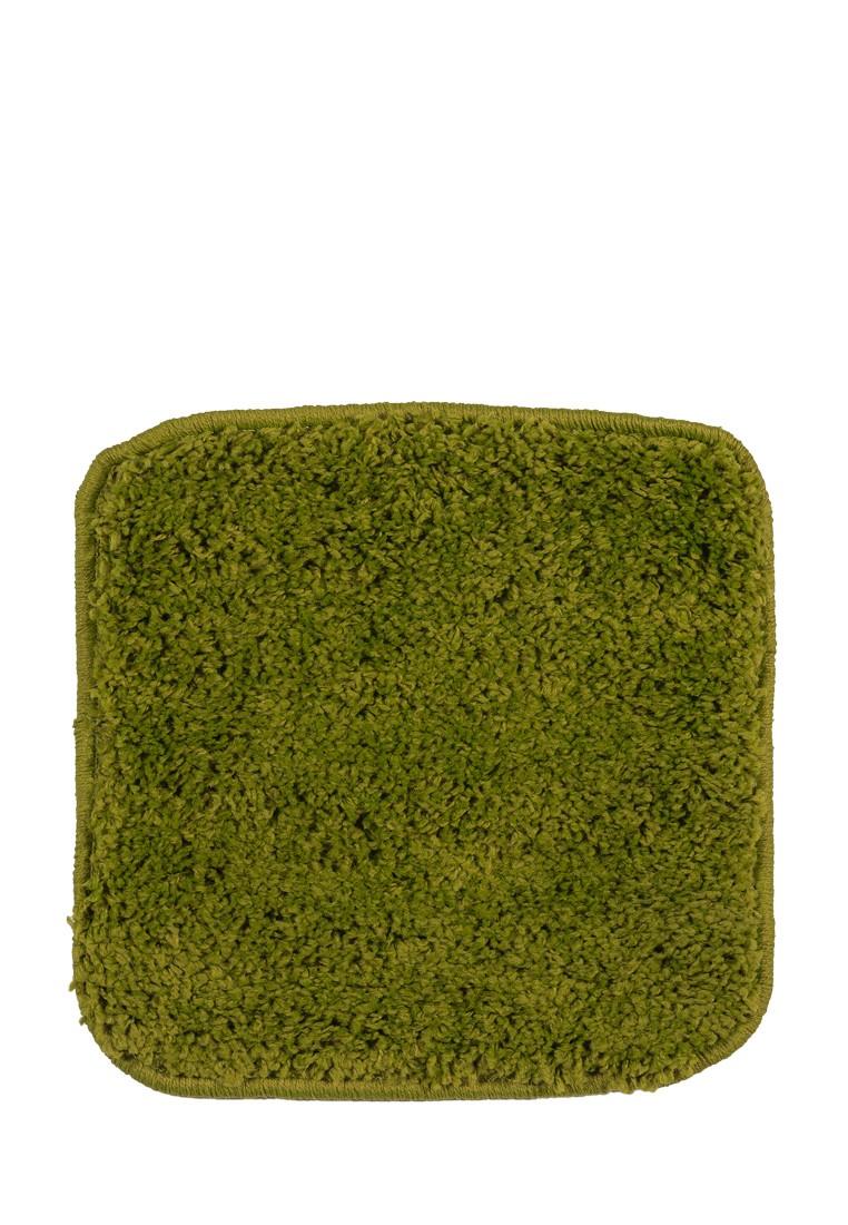 Табуретник SHAGGY квадратный зеленый 35х35 арт. УК-1001-09