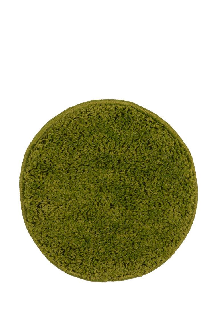 Табуретник SHAGGY круглый зеленый 35х35 арт. УК-1001-10