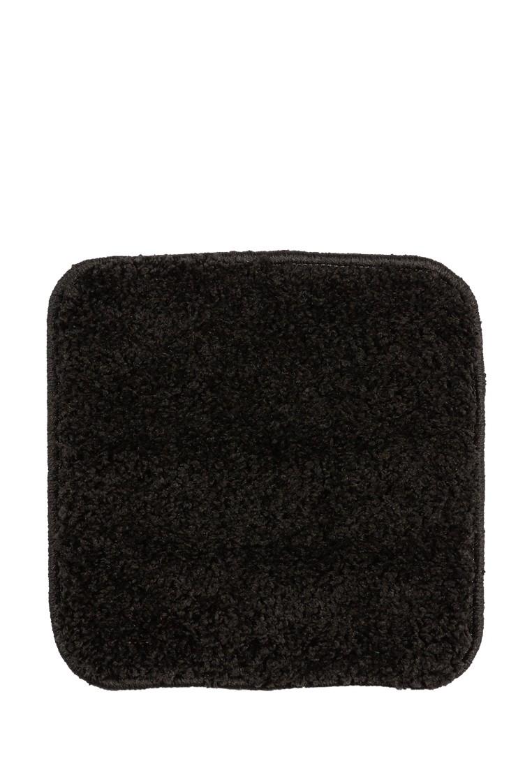 Табуретник SHAGGY квадратный черный 35х35 арт. УК-1003-09