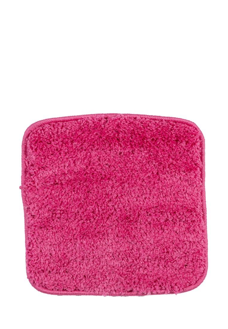 Табуретник SHAGGY квадратный розовый 35х35 арт. УК-1004-09