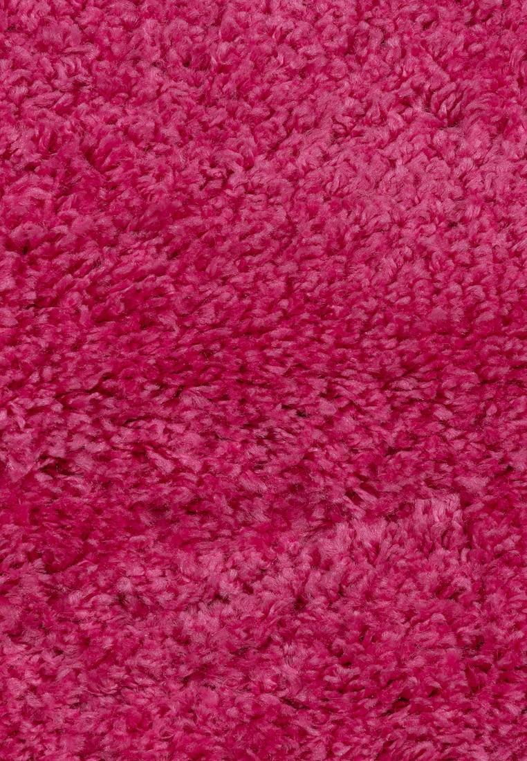 Табуретник SHAGGY круглый розовый 35х35 арт. УК-1004-10