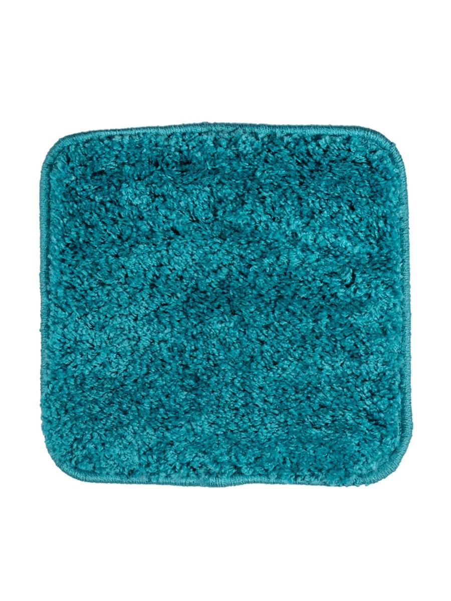 Табуретник SHAGGY квадратный синий 35х35 арт. УК-1006-09