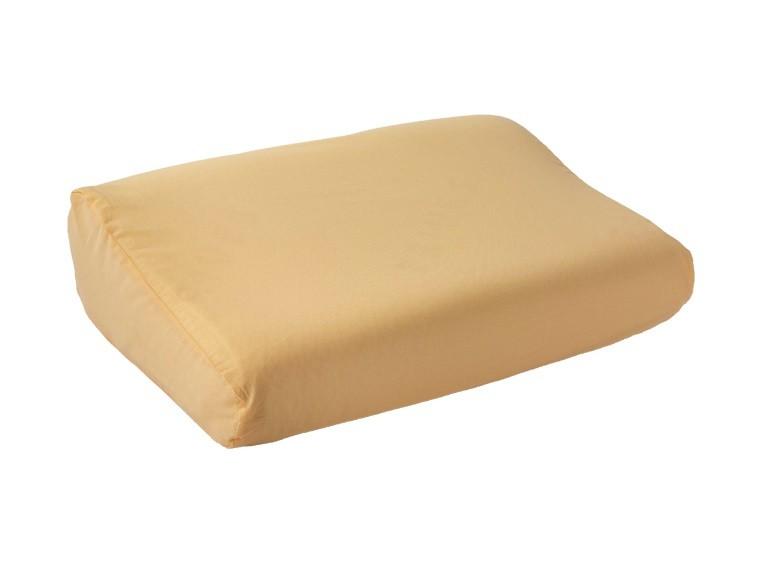 Наволочка для ортопедической подушки из поплина ЭГО бежевая