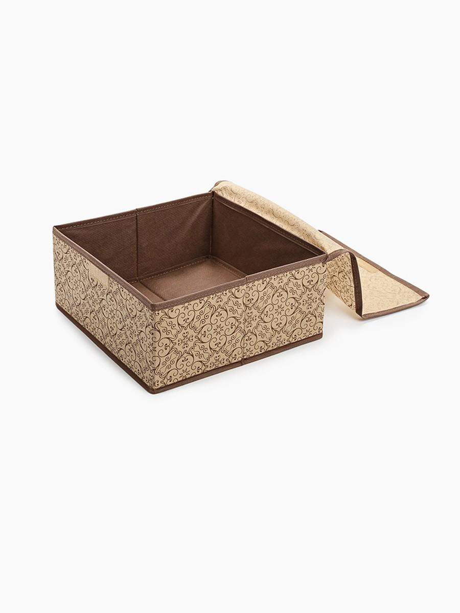 Коробка для мелких вещей 28х28х13 PRIMA HOUSE