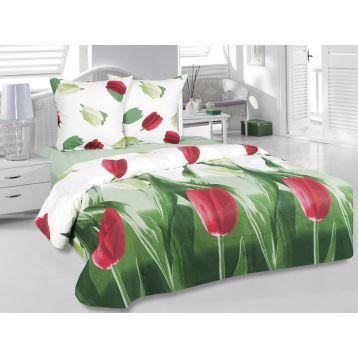 """Тюльпаны 1,5-спальный, бязь,""""Tete-а-Tete Classic"""""""