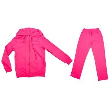 Комплект для девочки, цвет ярко-розовый, р.128 RAV