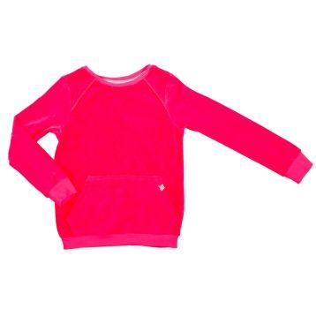 Джемпер для девочки, цвет ярко-розовый, р.98 RAV