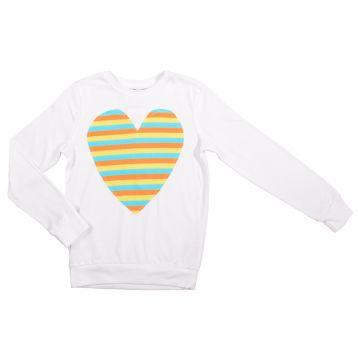 Джемпер для девочки, цвет белый, р.104 RAV