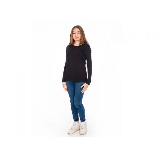 Блузка женская, цвет черный, размер L RAV