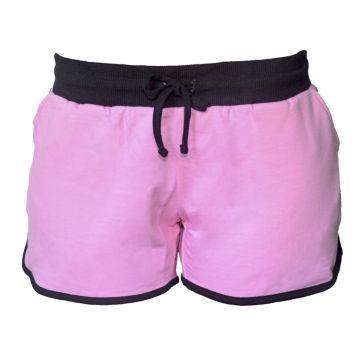 Мини шорты женские, цвет розовый S, RAV