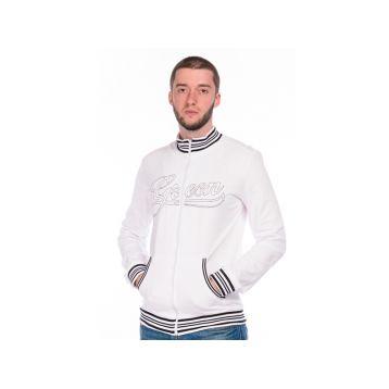 Толстовка мужская, цвет белый L, RAV