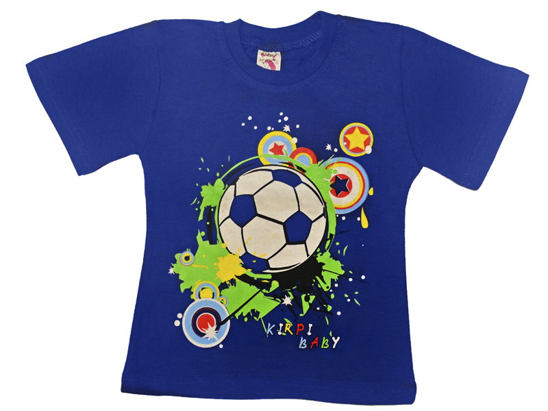 Футболка для мальчика KIRPI