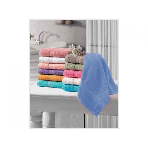 """Купить Махровое полотенце """"Классик"""" 100х150 хлопок, BY OZER по цене от 1 032 Р. с доставкой"""