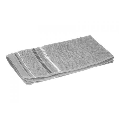 """Махровое полотенце """"Пиано"""" 30х50 хлопок, BY OZER"""