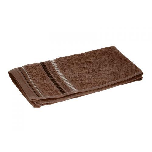 """Купить Махровое полотенце """"Пиано"""" 30х50 хлопок, BY OZET по цене от 182 Р. с доставкой"""