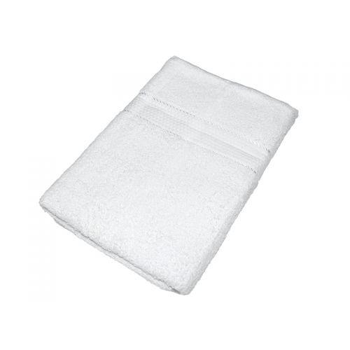 Купить Махровое полотенце белое 50x90 хлопок, AISHA по цене от 222 Р. с доставкой