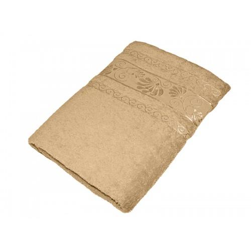 Купить Махровое полотенце подарочное 70х140, AISHA по цене от 579 Р. с доставкой
