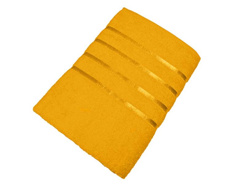 Махровое полотенце подарочное 70х135, AISHA