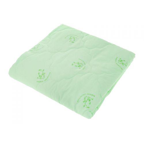 """Купить Одеяло зеленое, бамбук 250 г,""""ЭГО"""" по цене от 889 Р. с доставкой"""