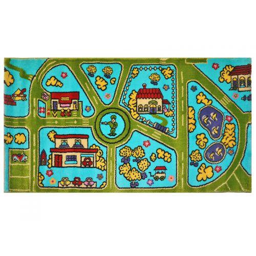 Купить Ковер детский KAMALAK Tekstil по цене от 842 Р. с доставкой
