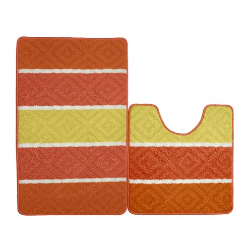 Купить Набор ковриков для ванной KAMALAK Tekstil по цене от 645 Р. с доставкой