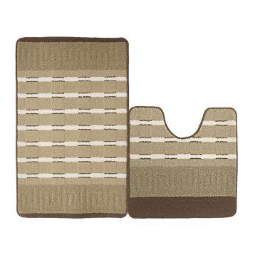 Набор ковриков для ванной KAMALAK Tekstil