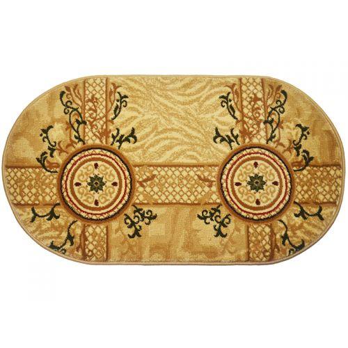 Купить Ковер овальный KAMALAK Tekstil по цене от 1 532 Р. с доставкой