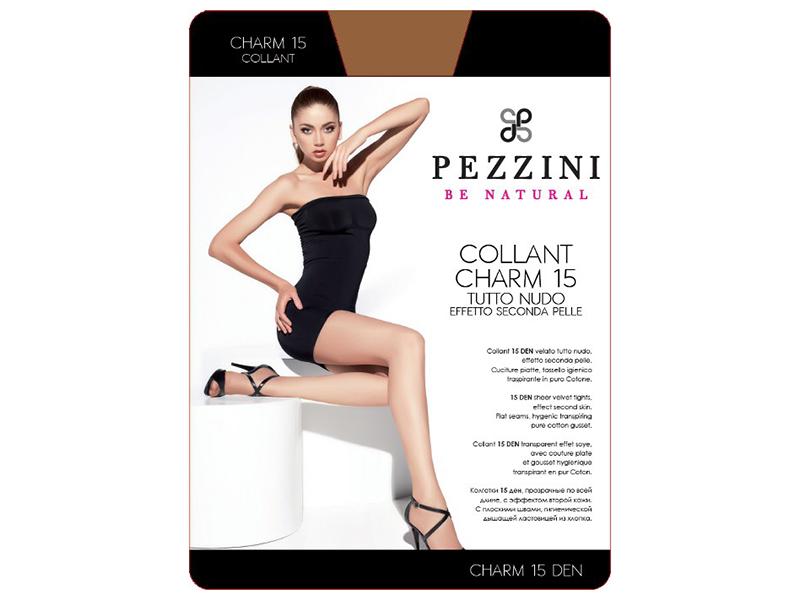 """Колготки женские CHARM 15, """"Pezzini"""""""