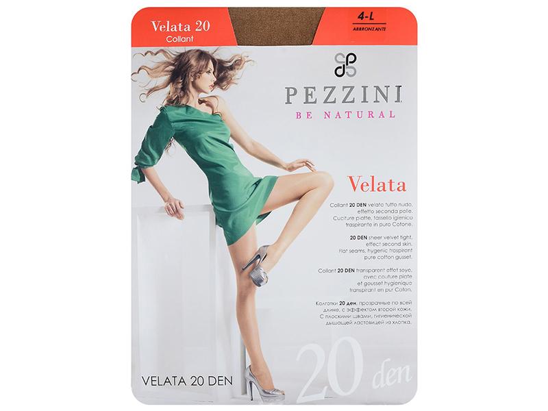 "Колготки женские VELATA 20, ""Pezzini"""