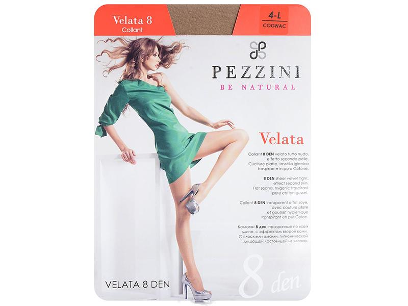 "Колготки женские VELATA 8, ""Pezzini"""