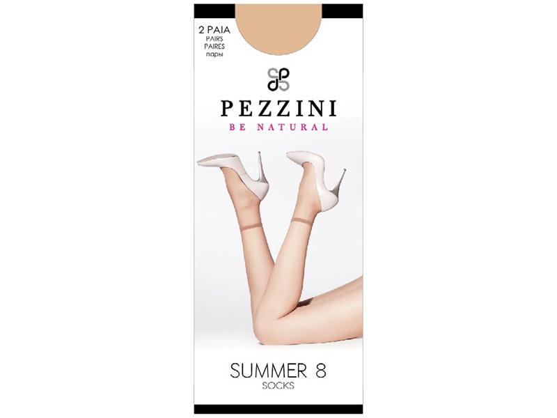 "Носки женские SUMMER 8 (2 пары), ""Pezzini"""