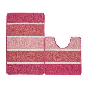 Набор ковриков для ванной KAMALAK Tekstil УКВ-1092