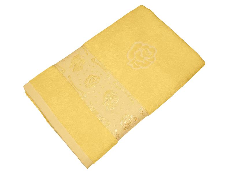 Полотенце махра/велюр 50х90 хлопок, AISHA