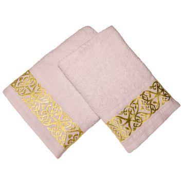Комплект из 2-х полотенец махровых GOLD 4