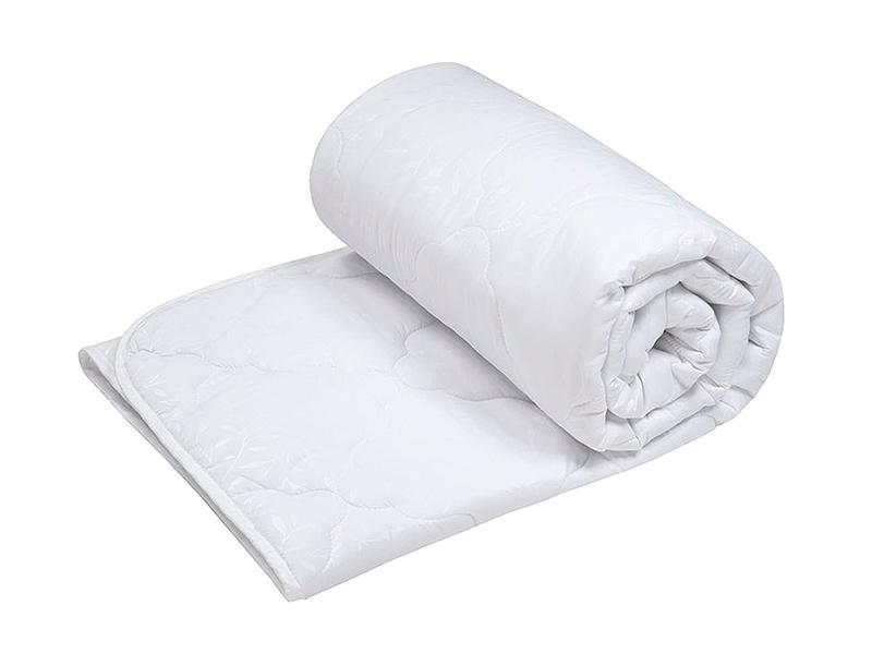 """Одеяло белое, бамбук 250 г, в сумке, """"ЭГО"""""""