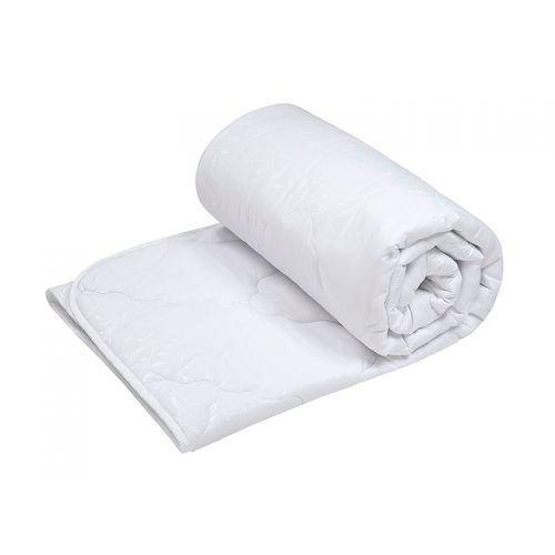 """Купить Одеяло белое, лебяжий пух 150 г, в сумке, """"ЭГО"""" по цене от 1 343 Р. с доставкой"""