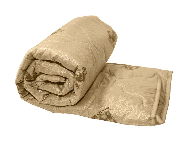 """Одеяло детское овечья шерсть 150 г, тик, """"ЭГО"""""""