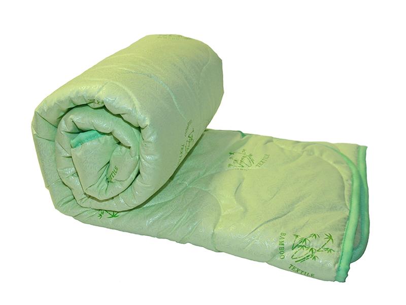 """Одеяло детское бамбук 300 г, тик, в сумке, """"ЭГО"""""""