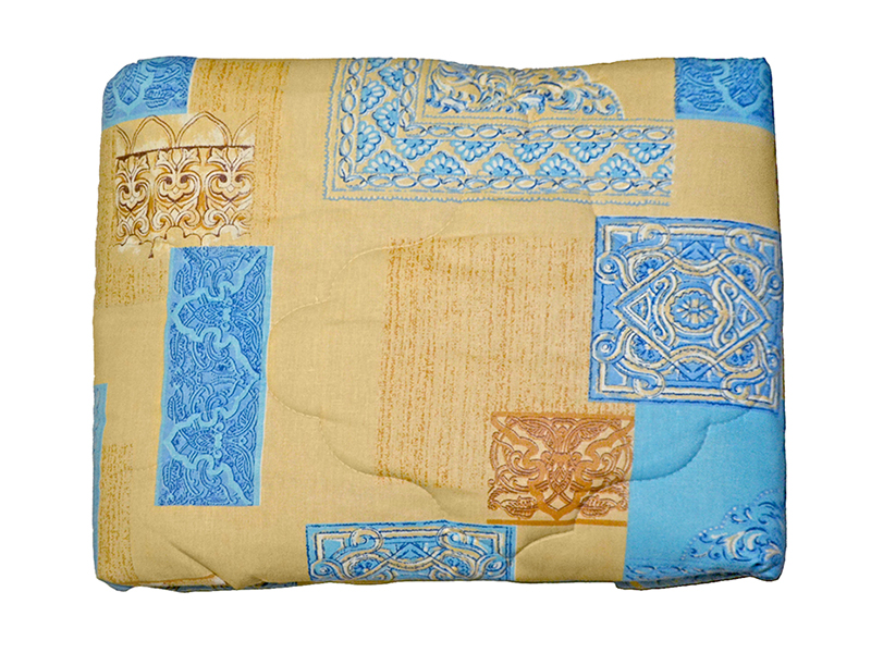 """Одеяло детское бамбук 300 г, бязь, в сумке, """"ЭГО"""""""