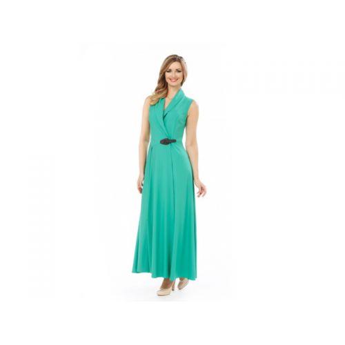 Купить Платье женское Бастилия, нефритовый, KRISNA по цене от 2 466 Р. с доставкой