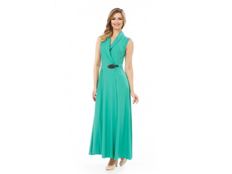 Платье женское Бастилия, нефритовый, KRISNA