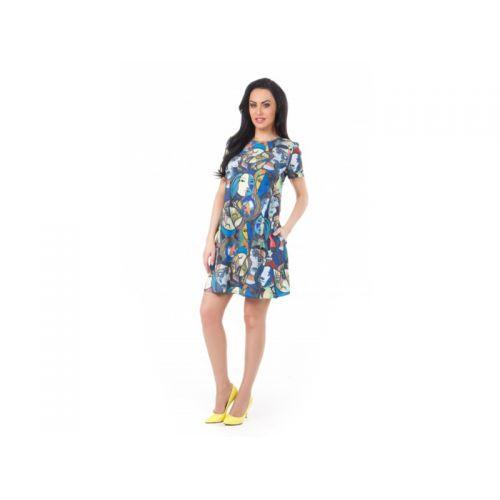 Купить Платье женское Джемма, KRISNA по цене от 1 391 Р. с доставкой